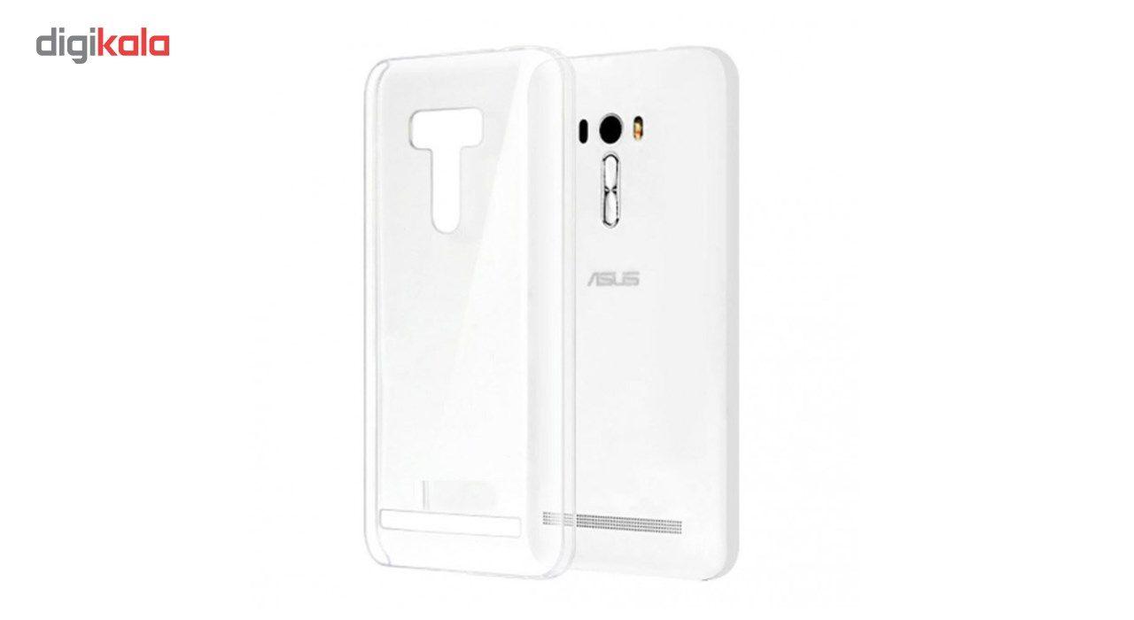 کاور ژله ای مناسب برای گوشی موبایل ایسوس Zenfone 2 Laser  ZE550KL main 1 1