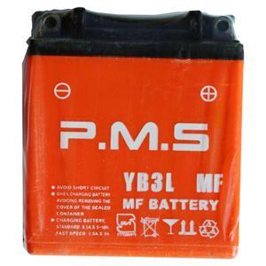 باتری موتور سیکلت پی ام اس مدل YB3L