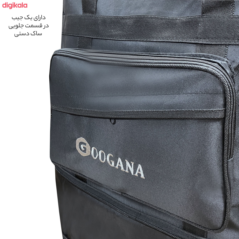 ساک سفری چرخ دار گوگانا مدل gog2010 main 1 9
