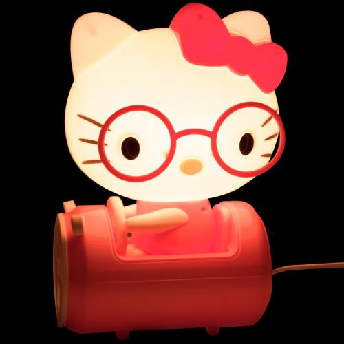 چراغ خواب لمسی مدل Hello Kitty