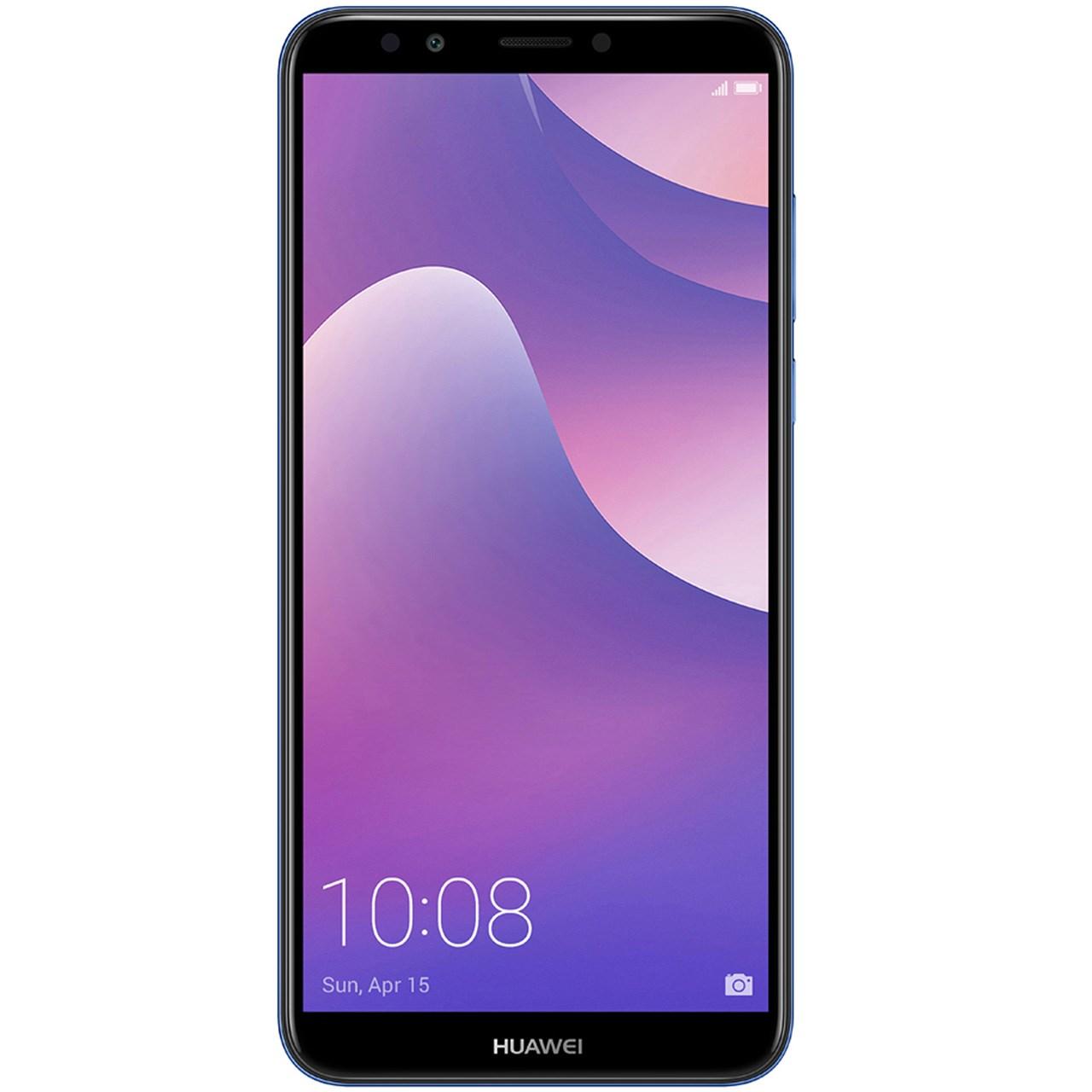 گوشی موبایل هوآوی مدل Y7 Prime 2018 دو سیم کارت                             Huawei Y7 Prime 2018 Dual SIM Mobile Phone