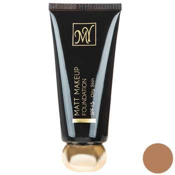 کرم پودر مای سری Black Diamond مدل Matt Makeup شماره 05
