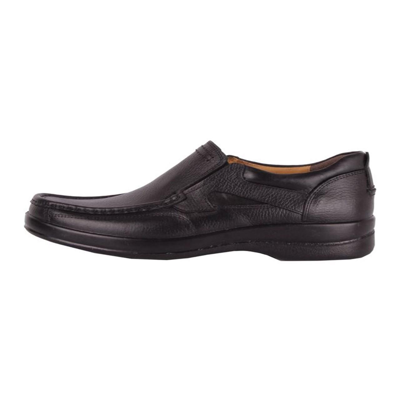 کفش چرم طبی مهاجر مردانه مدل M6m