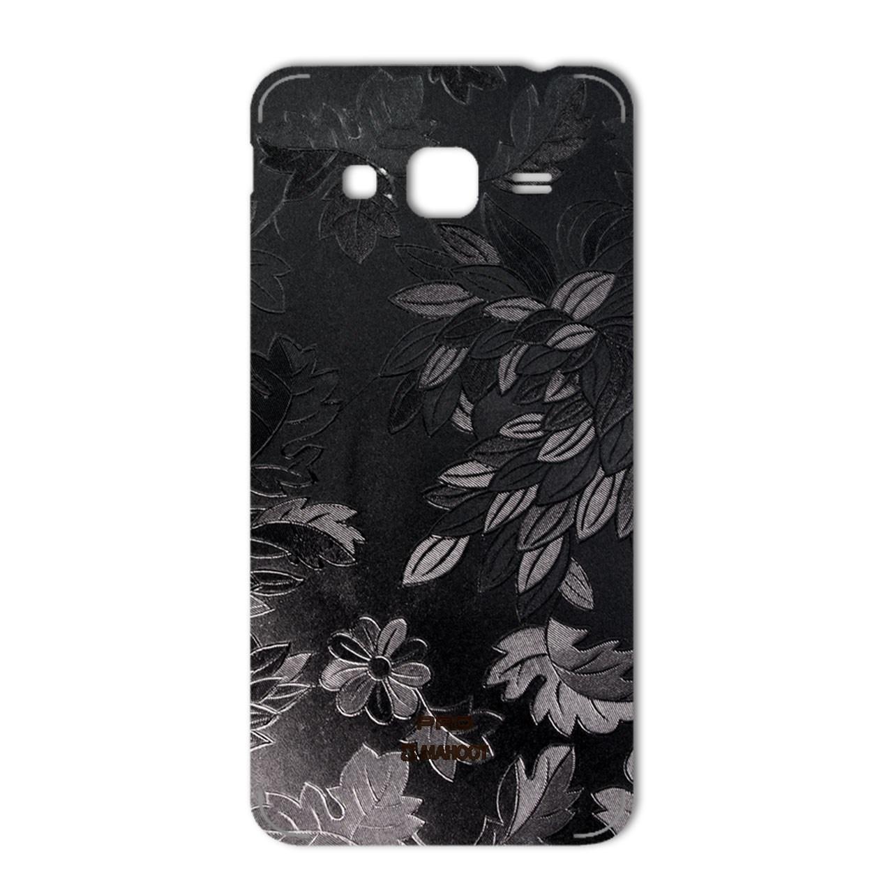 برچسب پوشی ماهوت مدل Wild-flower Texture مناسب برای گوشی  Samsung J3 2016