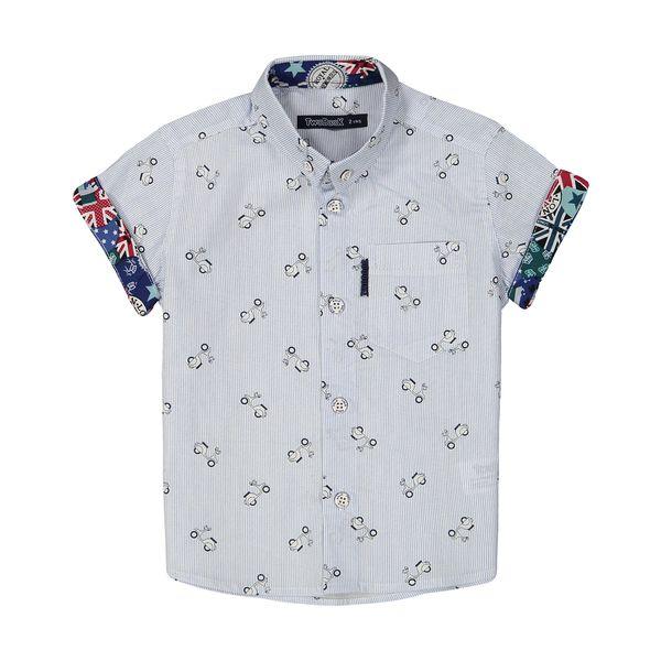 پیراهن پسرانه تودوک مدل 2151224-51