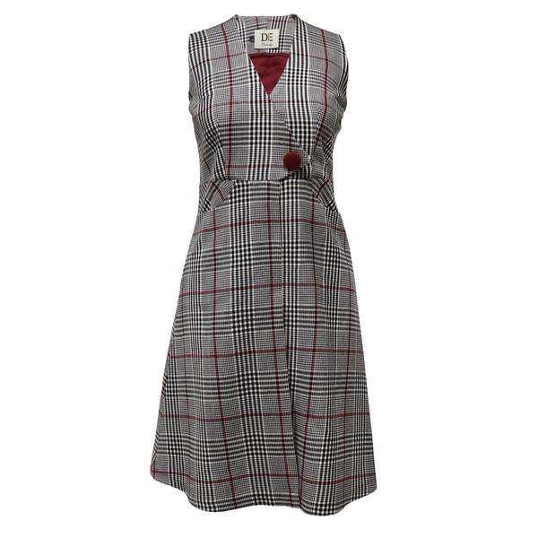 پیراهن زنانه درس ایگو کد 1040009