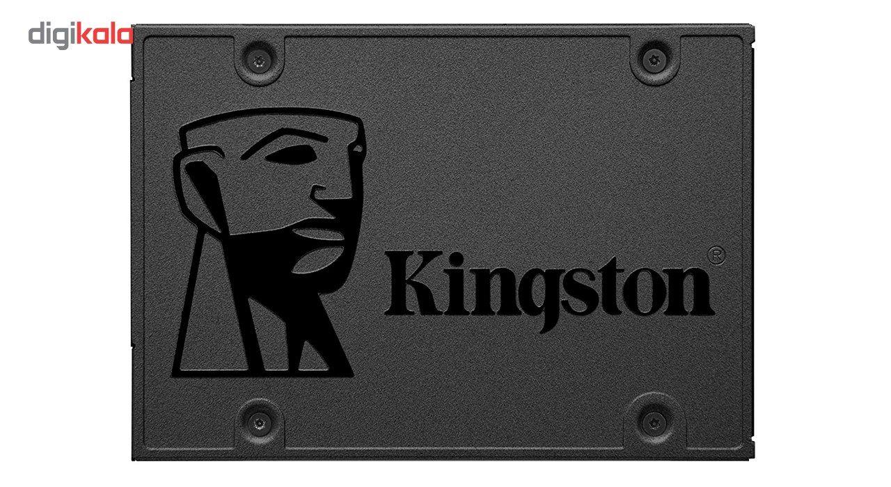 اس اس دی اینترنال کینگستون مدل A400 ظرفیت 120 گیگابایت main 1 1