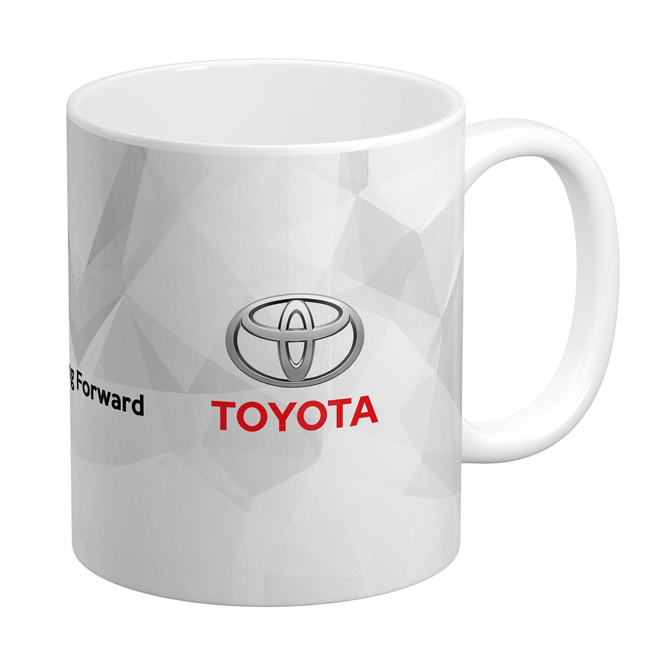 عکس ماگ لومانا مدل Toyota کد L1209