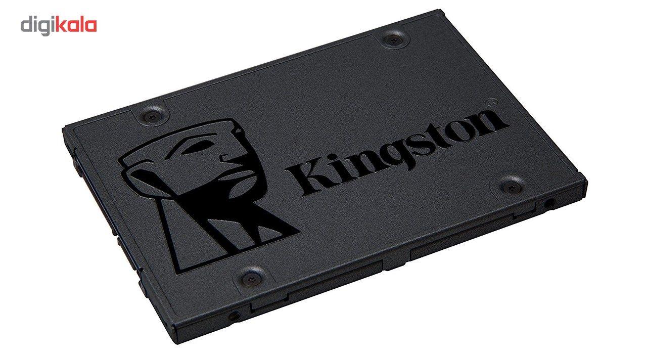 اس اس دی اینترنال کینگستون مدل A400 ظرفیت 120 گیگابایت main 1 2