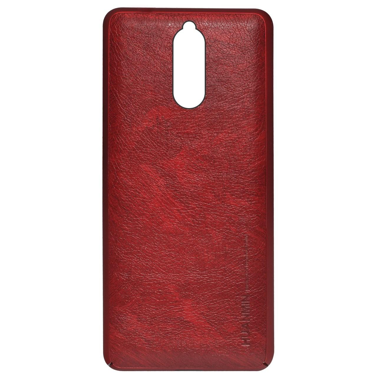 کاور اچ دبلیو مدل Thin Leather مناسب برای گوشی موبایل هوآوی Mate 10 Lite/Nova 2