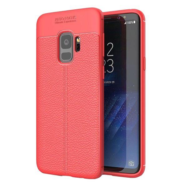 کاور طرح چرمی اتو فوکوس مدل Ultimate Experience مناسب برای گوشی موبایل Samsung Galaxy S9