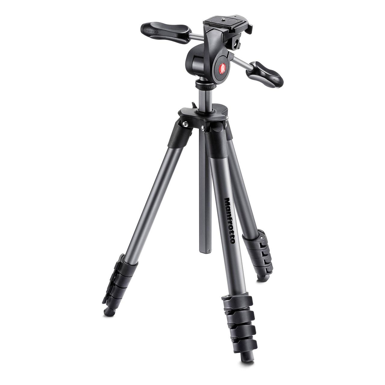 سه پایه دوربین مانفرتو مدل MKCOMPACTADV