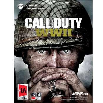 بازی کامپیوتری call of duty ww2 مخصوص pc
