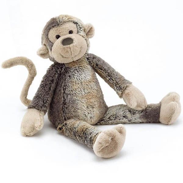 عروسک میمون جلی کت کد PUD3MK سایز 4