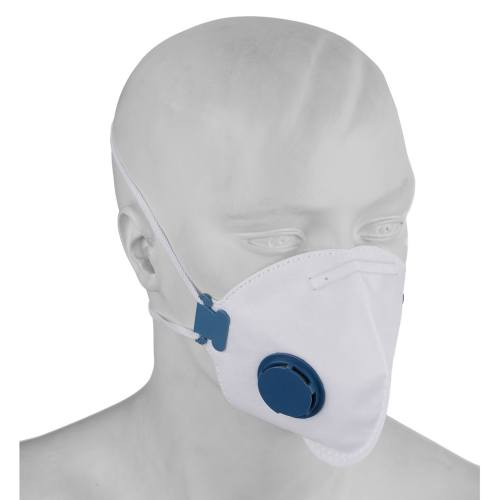 ماسک تنفسی سوپاپدار ام اس کی MSK بسته 12 عددی
