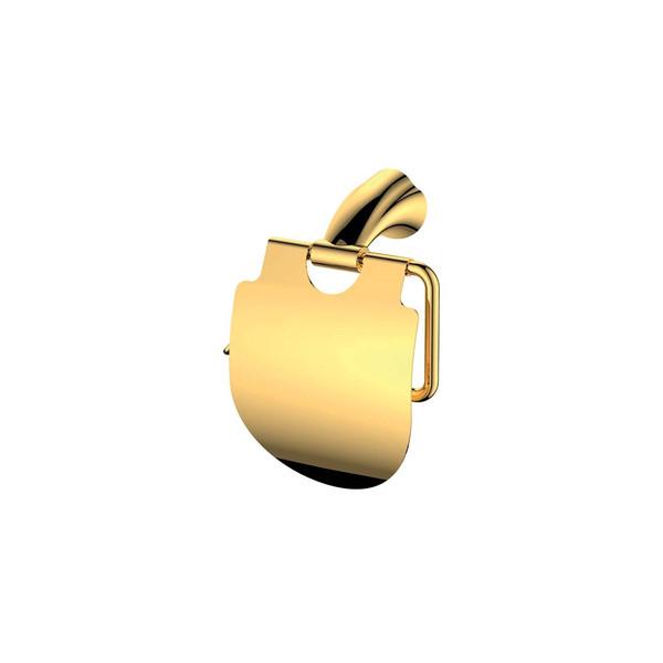 جای دستمال توالت ویسن تین مدل Gold رنگ طلایی