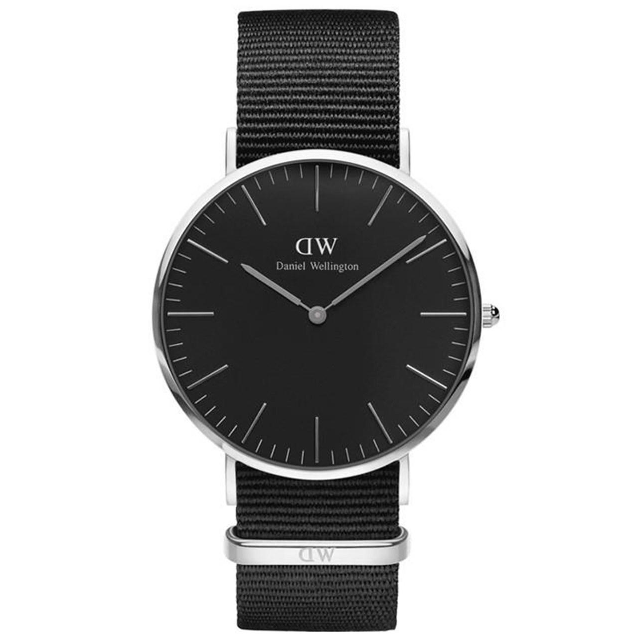 ساعت مچی عقربه ای مردانه دنیل ولینگتون مدل DW00100149              خرید (⭐️⭐️⭐️)
