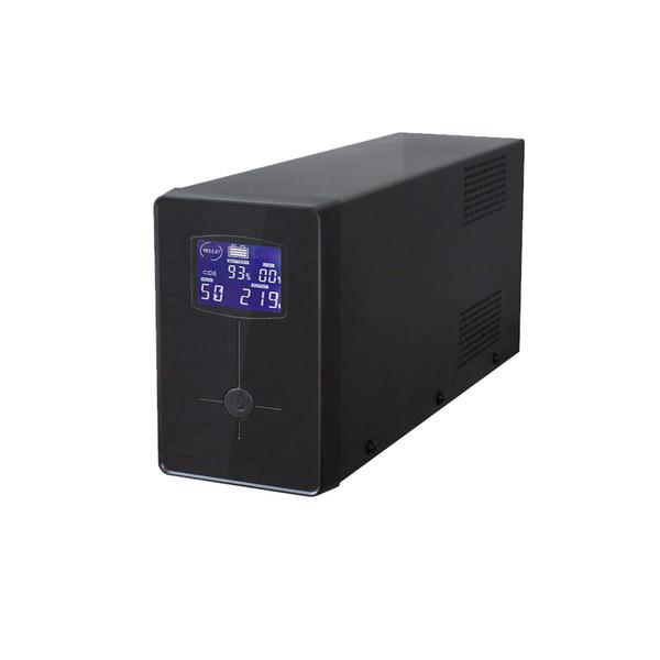 یو پی اس تکام مدل TU7003-285i LCD PLUS ظرفیت 850VA به همراه باتری داخلی