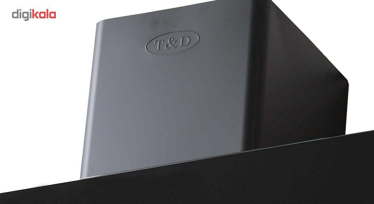 هود مورب تی اند دی TD29E سایز 60 thumb 2 2