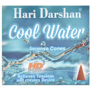 عودهاری دارشان مدل Cool Water بسته 10 عددی