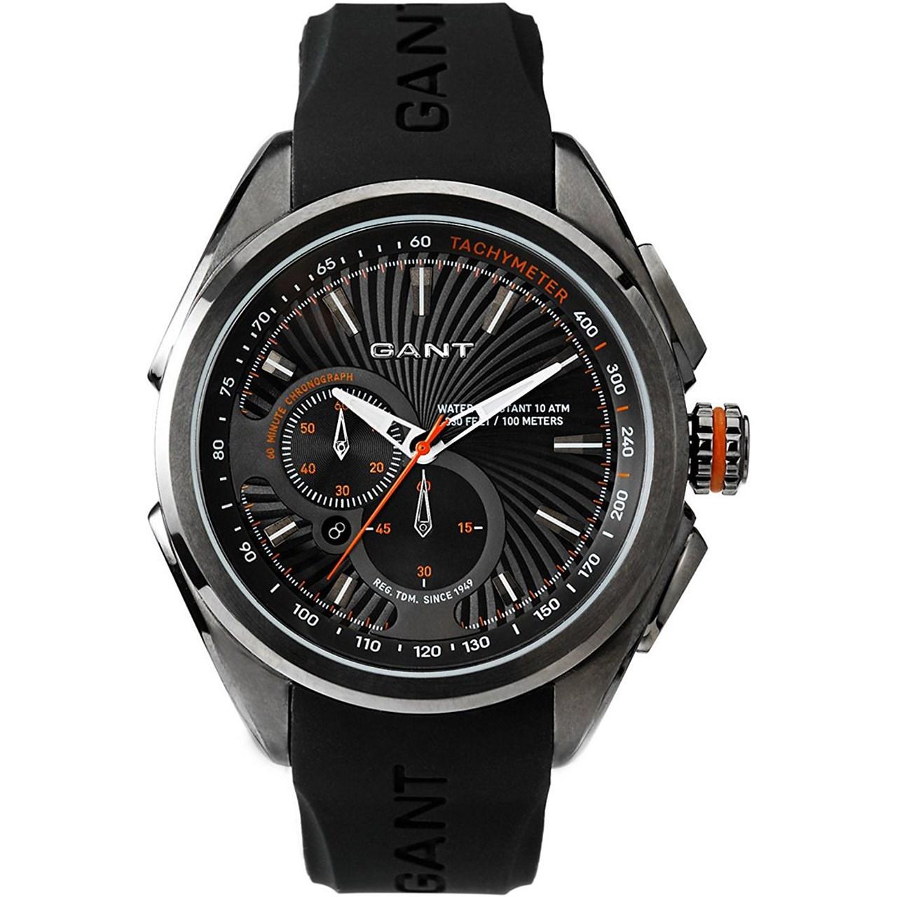 ساعت مچی عقربه ای مردانه گنت مدل GW105812