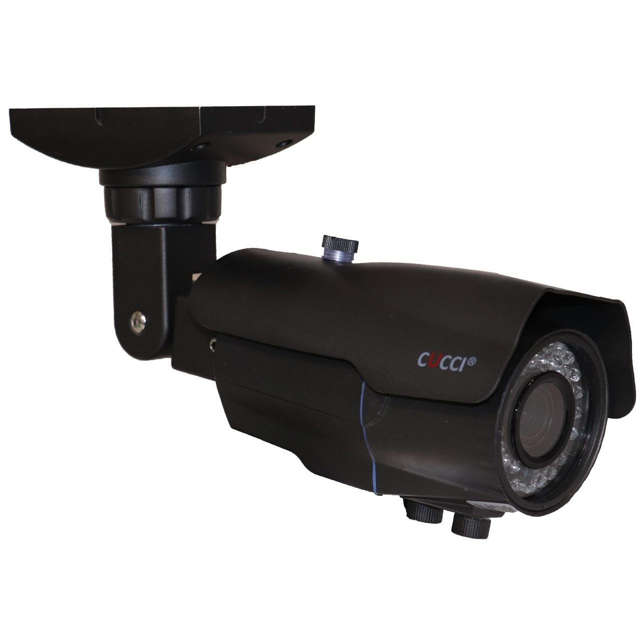 دوربین مداربسته 2 مگاپیکسلی کوچی مدل IR_2080VF