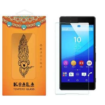 محافظ صفحه نمایش شیشه ای کوالا مدل Tempered مناسب برای گوشی موبایل سونی Xperia Z4