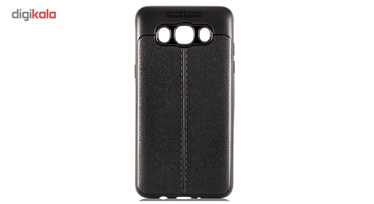 کاور ژله ای طرح چرم مناسب برای گوشی موبایل سامسونگ J5 2016  / J510 main 1 1