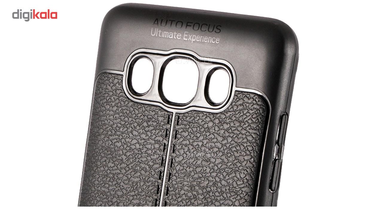 کاور ژله ای طرح چرم مناسب برای گوشی موبایل سامسونگ J5 2016  / J510 main 1 3