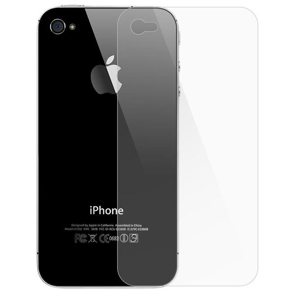 محافظ پشت گوشی آر جی مدل Sticker مناسب برای گوشی موبایل اپل آیفون 4/4S