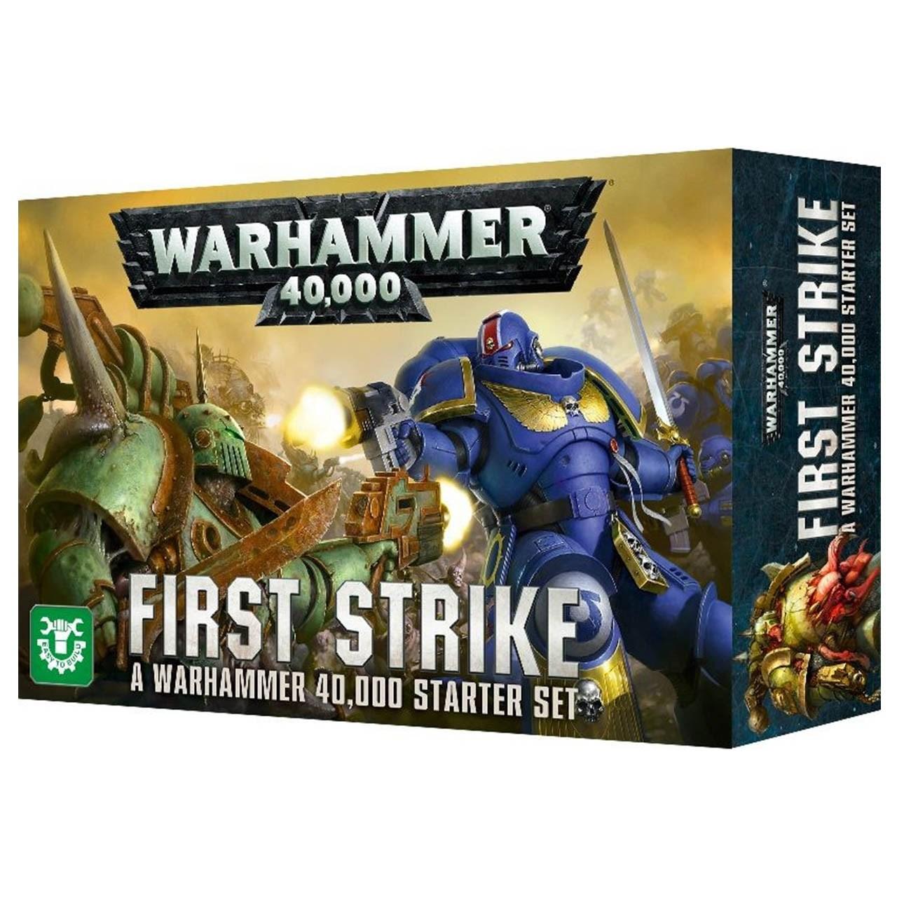 بازی رومیزی گیم وورکشاپ مدل Warhammer