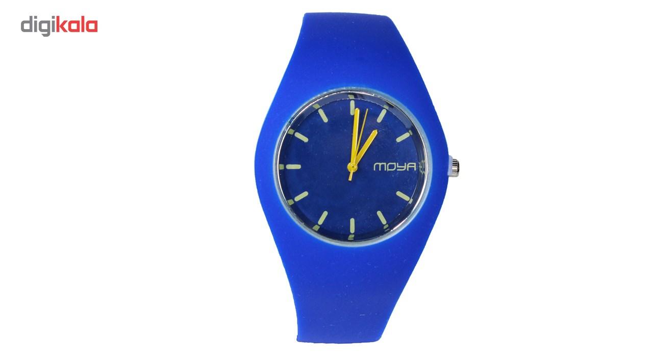 خرید ساعت مچی عقربه ای زنانه و مردانه مدلMoya-01 | ساعت مچی