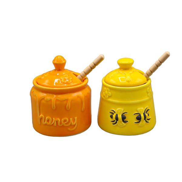 ظرف عسل پی مدل 112 بسته دو عددی