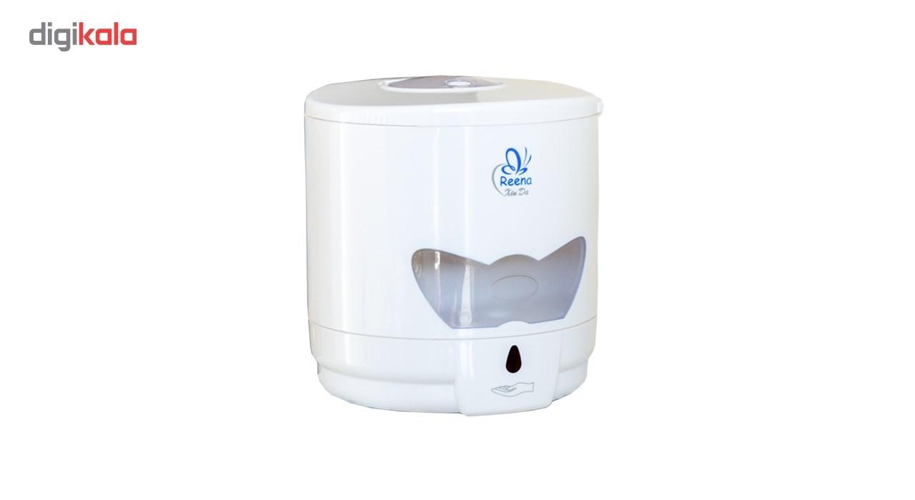 پمپ مایع دستشویی اتوماتیک REENA مدل Butterfly-100