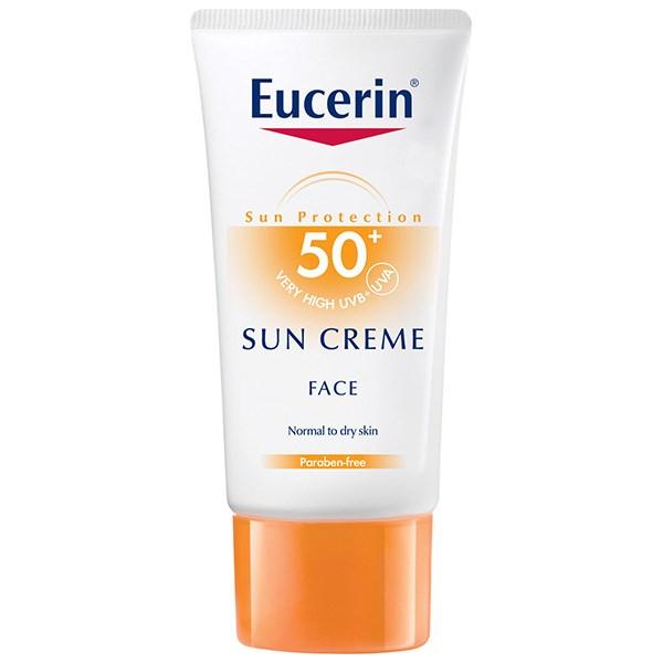 قیمت کرم ضد آفتاب اوسرین مدل +SPF50 مخصوص پوست خشک