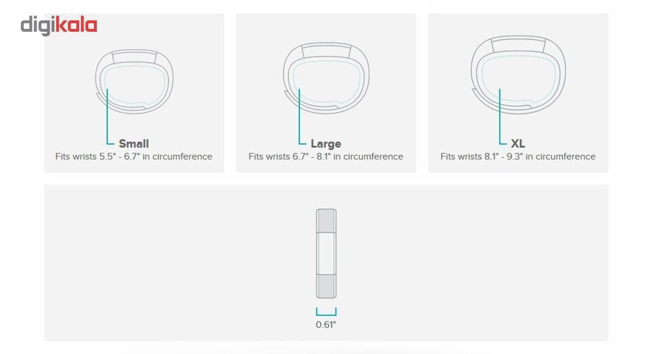 مچ بند هوشمند فیت بیت مدل Alta HR سایز بزرگ main 1 15
