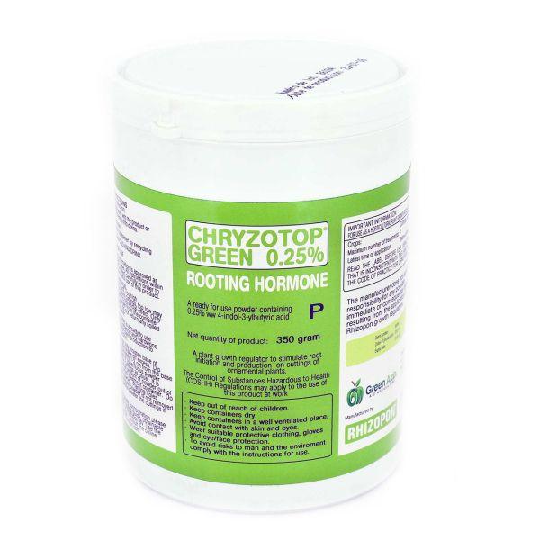 هورمون ریشه زایی کریزوتوپ سبز 0.25 درصد