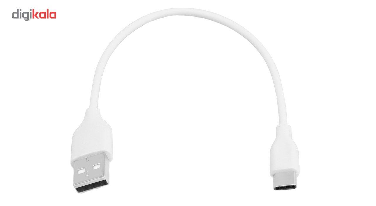 کابل تبدیل Type-C به USB مدل w-14 به طول 20 سانتی متر main 1 3