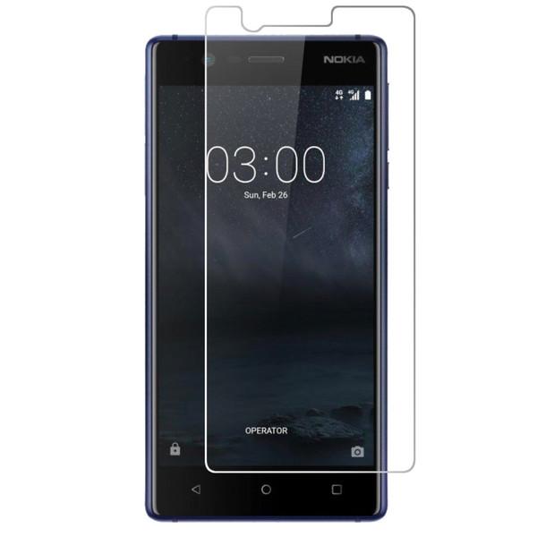 محافظ صفحه نمایش شیشه ای تمپرد هوکار  مناسب برای Nokia 3