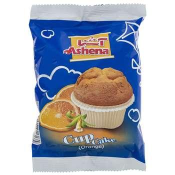 کاپ کیک پرتقالی آشنا مقدار 70 گرم