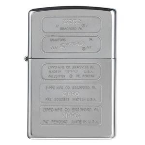 فندک زیپو مدل 28381 Stamped