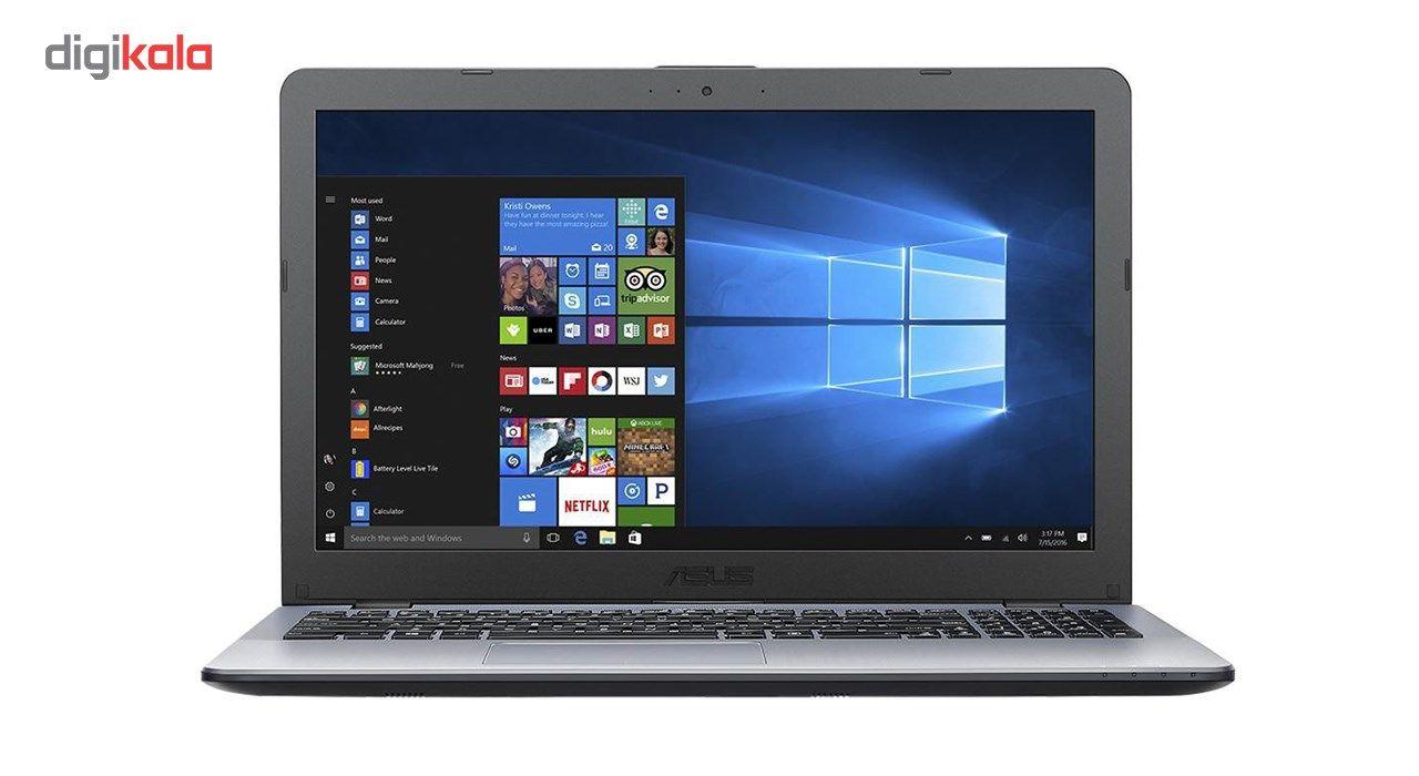 لپ تاپ 15 اینچی ایسوس مدل VivoBook K542UF - C main 1 1