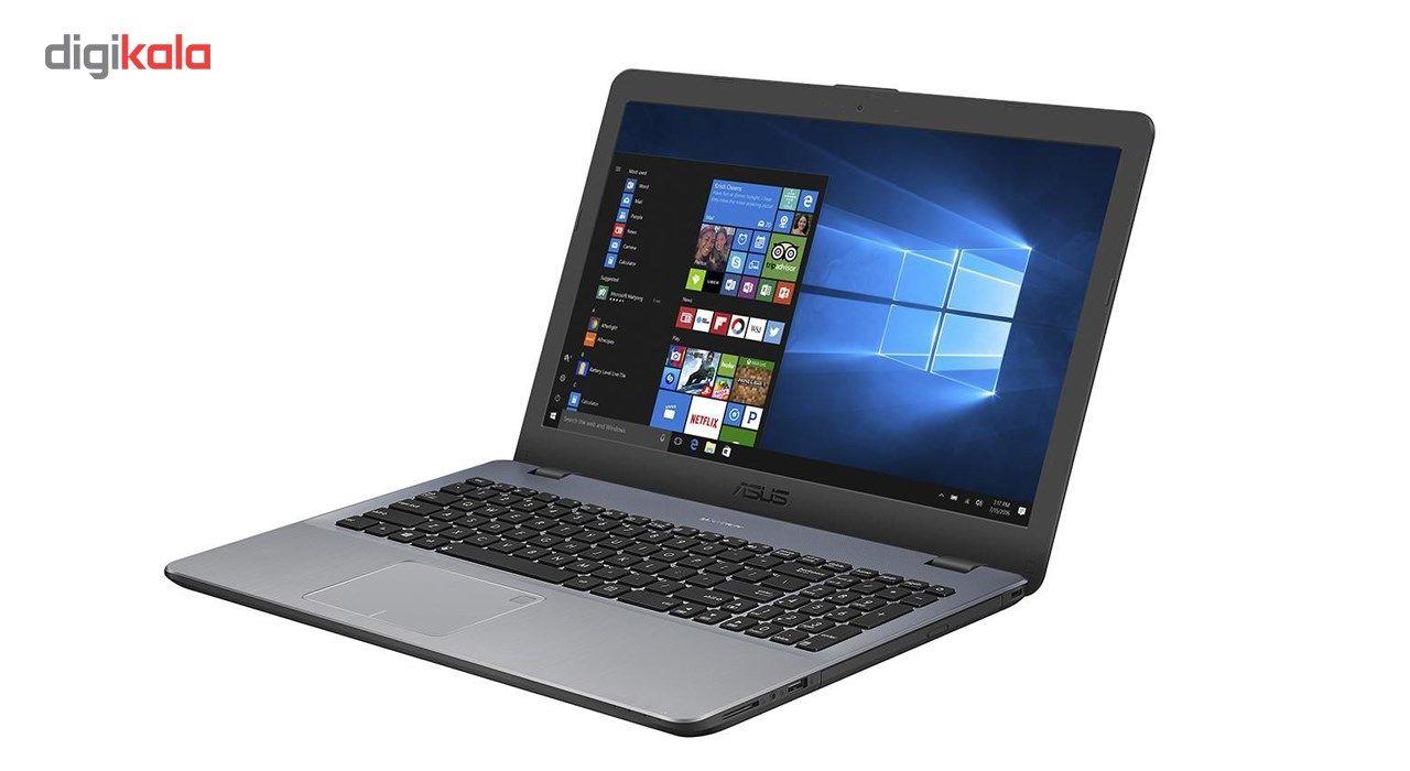 لپ تاپ 15 اینچی ایسوس مدل VivoBook K542UF - C main 1 2