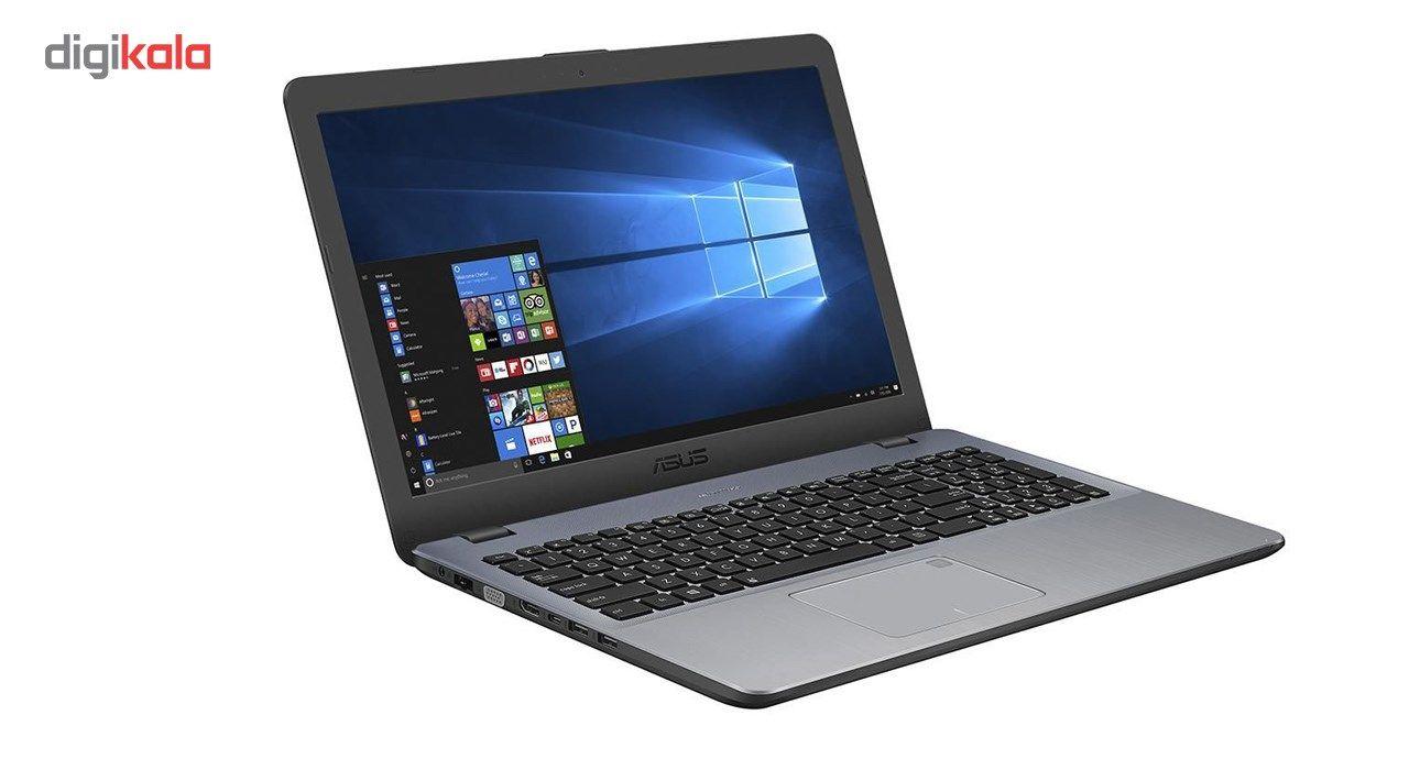 لپ تاپ 15 اینچی ایسوس مدل VivoBook K542UF - C main 1 3