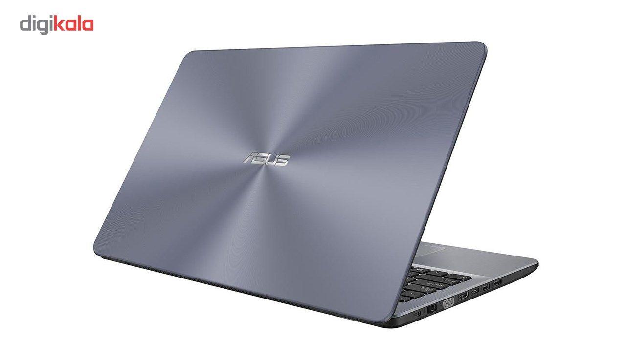لپ تاپ 15 اینچی ایسوس مدل VivoBook K542UF - C main 1 4