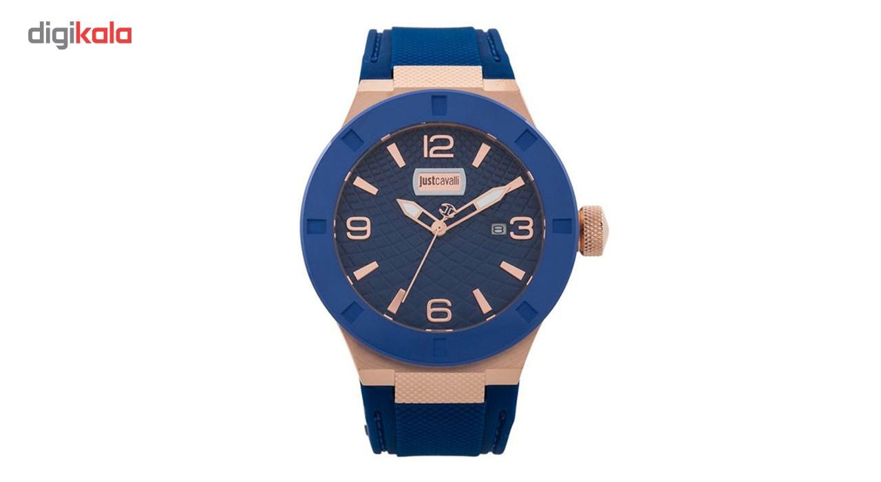 خرید ساعت مچی عقربه ای مردانه جاست کاوالی مدل JC1G017p0035