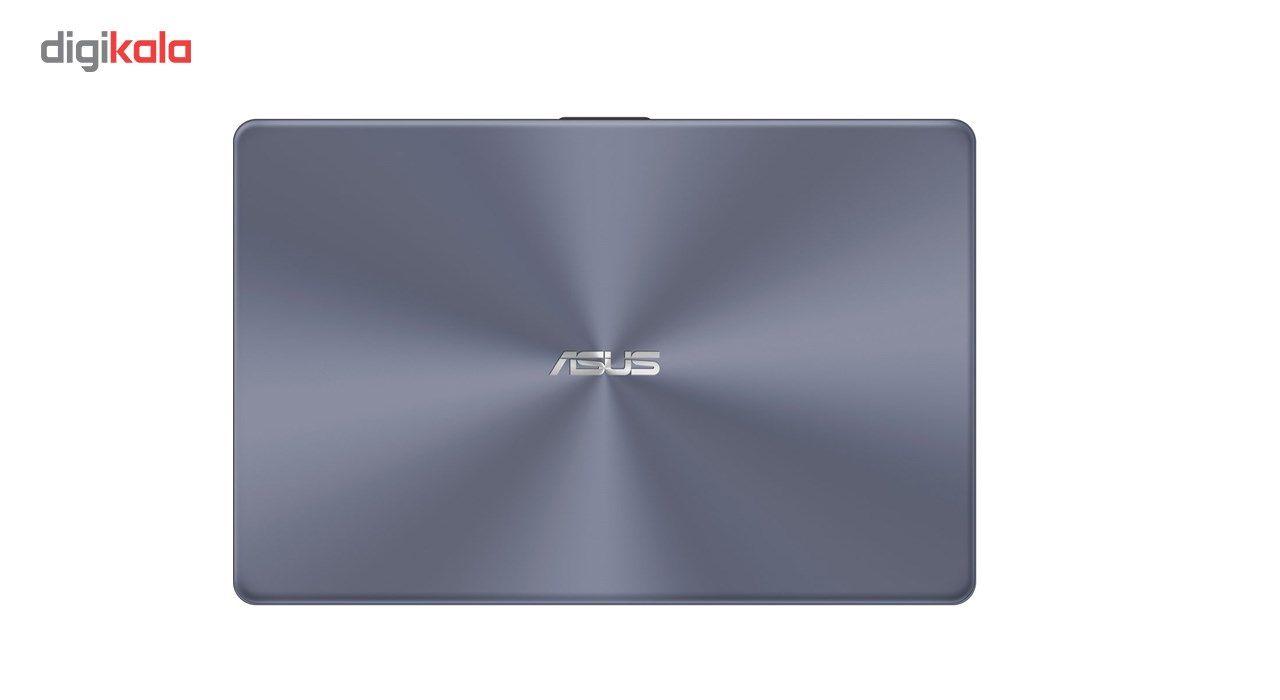 لپ تاپ 15 اینچی ایسوس مدل VivoBook K542UF - C main 1 6
