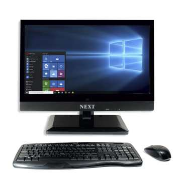 تصویر کامپیوتر همه کاره 19.5 اینچی نکست مدل AR3240-8R1 NEXT AR 3240-8R1 19.5Inch All-in-one