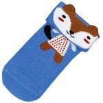 جوراب نوزادی دیزر طرح روباه کد fiory202