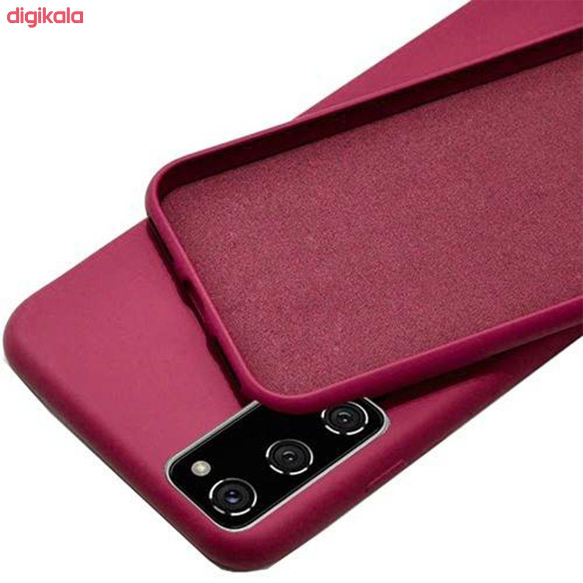 کاور مدل PHSIILK مناسب برای گوشی موبایل سامسونگ Galaxy S20 FE main 1 7